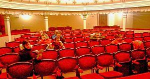 Teatrul vechi din Oravita