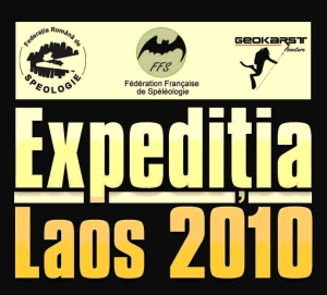 Expeditia Speologica Laos 2010