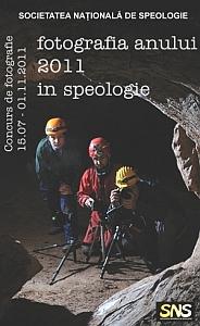 Concurs foto: Fotografia anului 2011 in speologie
