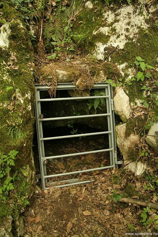 Poarta Pestera cu Apa de la Gauri