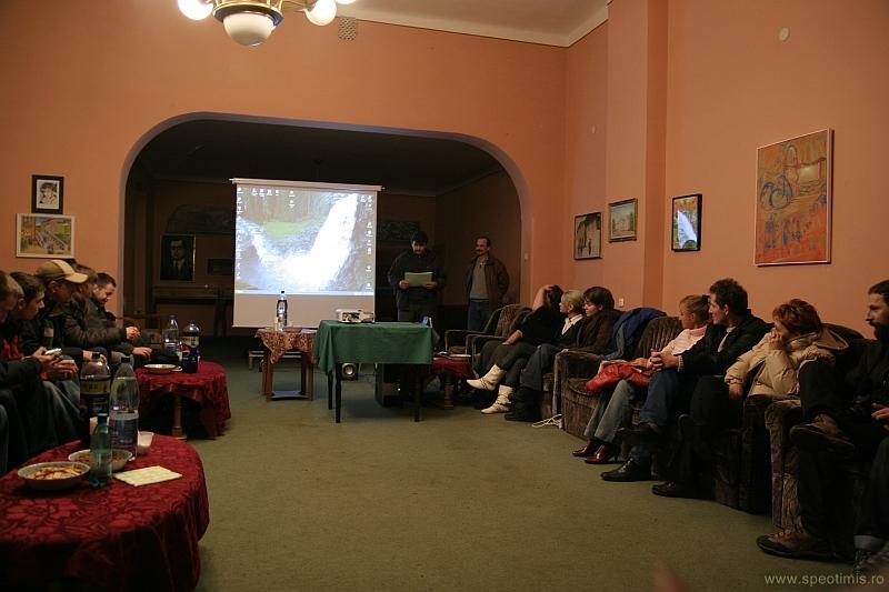 Intalnirea Speologilor din Banat 2009