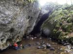 Acvaincursiuni carstice în peșterile Buhui și Ponor Plopa